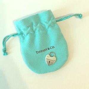 Tiffany & Co. Heart Lock Pendant